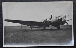 Carte Photo D'un Avion De La 2ème Guerre Mondiale - Bombardier Bloch ? - (n°20967) - 1939-1945: 2nd War