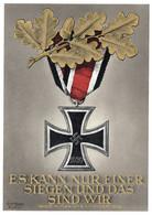 Schöne Propaganda Karte Deutsches Reich - Sin Clasificación