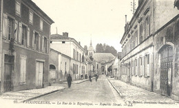 Vaucouleurs  Rue De La Republique - Altri Comuni