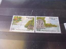 SRI LANKA -CEYLAN YVERT N° 1681.1682 - Sri Lanka (Ceilán) (1948-...)