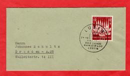 Brief Deutsches Reich FDC Michelnummer 862 - Sin Clasificación