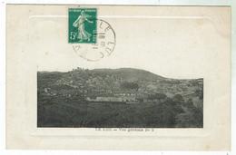 LE LUC - Vue Générale N°2 - Circulée 1910- Bon état - Le Luc