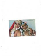 Carte Postale Ancienne Type Arabe Femmes Kabyles - Women