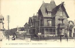 62. Le Touquet - Paris-Plage  - Avenue St Jean - Tramway - L.L 73 - Le Touquet