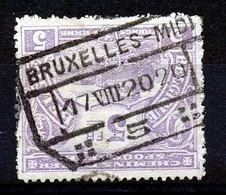 """TR 123 -  """"BRUXELLES-MIDI 5"""" - (34.617) - 1915-1921"""