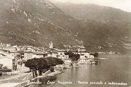 Cartolina - Cannobio - Lago Maggiore - Veduta Parziale E Imbarcadero - 1961 - Verbania