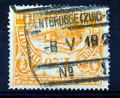 "TR 117 -  ""GENTBRUGGE-ZUID Nr 1"" - (34.618) - 1915-1921"