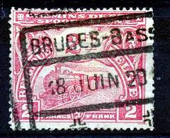 """TR 120 -  """"BRUGES - BASSIN"""" - (34.619) - 1915-1921"""