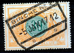 "TR 32 -  ""BINCHE Nr 2"" - (34.620) - 1895-1913"