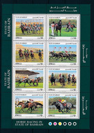 Baharain 1992, Horse Race, Block - Bahreïn (1965-...)