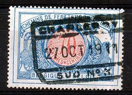 """TR 38 -  """"CHARLEROY-SUD Nr 1"""" - (34.628) - 1895-1913"""