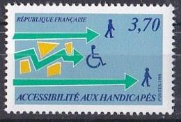 France TUC De 1988 YT 2536 Neuf - Ungebraucht