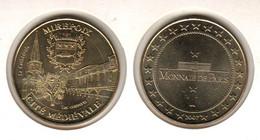 09 MIREPOIX 2007  Monnaie De Paris (09 MIR 1/07) - 2007