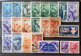 Italie - Italy Colonies Divers, Timbre(s) (O) - 1 Scan(s) - TB - 881 - Unclassified