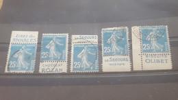 LOT551787 TIMBRE DE FRANCE OBLITERE BORD BANDE PUB - Verzamelingen