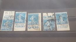 LOT551792 TIMBRE DE FRANCE OBLITERE BORD BANDE PUB - Verzamelingen