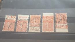 LOT551794 TIMBRE DE FRANCE OBLITERE BORD BANDE PUB - Verzamelingen