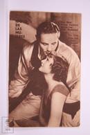 Original 1933 The Prizefighter And The Lady, MGM Cinema / Movie Advt Brochure - Myrna Loy, Jack Dempsey, Max Baer. - Cinema Advertisement