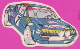 264986 / ETIKET ETIQUETTE LABEL - Car Racing - Renault Alpine A310 - Bulgaria Bulgarie Bulgarien Bulgarije - Car Racing - F1