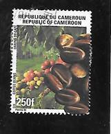 TIMBRE OBLITERE DU CAMEROUN DE 1998 N° MICHEL 1231 - Camerun (1960-...)