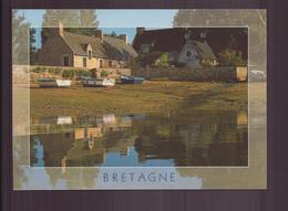 VILLAGE TYPIQUE DE LA COTE BRETONNE - Bretagne