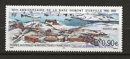 TAAF  2006 .  N°  441 .  Neuf  ** (MNH) . - Unused Stamps
