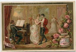 Chromo LIEBIG : S 170 / B - Couleurs /  Colori - N° 1 - 1886 - Liebig