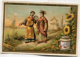 Chromo LIEBIG : S 170 / C - Couleurs /  Colori - N° 1 - 1886 - Liebig