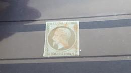 LOT551849 TIMBRE DE FRANCE OBLITERE CACHET ROUGE N°11 - 1853-1860 Napoléon III