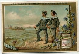 Chromo LIEBIG : S 170 / E - Couleurs /  Colori - N° 1 - 1886 - Liebig