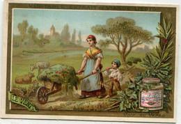 Chromo LIEBIG : S 170 / F - Couleurs /  Colori - N° 1 - 1886 - Liebig