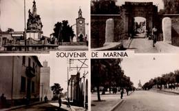 MARNIA    ( ALGERIE )   SOUVENIR _  MULTI-VUES - Gruss Aus.../ Gruesse Aus...