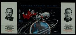 RUSSIA  1965 SPACE MI No BLOCK 38 MNH VF!! - Blocs & Feuillets