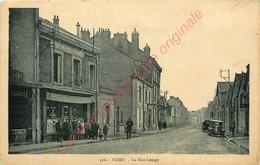 51. REIMS .  La Rue Lasage . - Reims