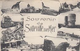 SOTTEVILLE-sur-MER (Seine-Maritime): Souvenir De Sotteville - Multivues - Altri Comuni