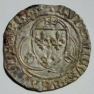 FRANCE LOUIS  XII Blanc Aux Couronnelles 1498-1515 - 1498-1515 Louis XII