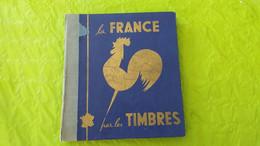 Lots TH 612 FRANCE Un Album Semi Moderne Obl. - Colecciones (en álbumes)