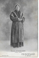 CPA Artiste Célébrité LOUIS FOUCARD 1910 Transformiste Travesti Transexuel Transgenre Homosexuel Gay 2 SCANS - Artisti