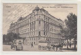 Wien  ---   Haus Der   Handels - Und Gewerbekammer     / Ansicht Vom Stubenring / - Sin Clasificación