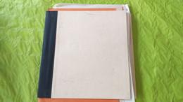 Lots TH 609 MONDE Un Vrac Divers Sur Page D'albums - Verzamelingen (in Albums)