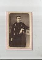 LORIENT (MORBIHAN) PHOTO DE LYCEEN DE 1879 - Lugares