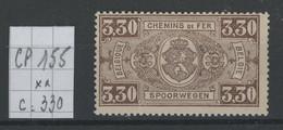 3F30. Un Bon De La Série. COB 155 **.  Cote 330,-€ - 1923-1941