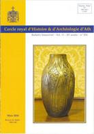 Bulletin Du CRHAA (Ath), N°254, Mars 2010 - Bélgica