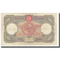 Billet, Italie, 100 Lire, 1926, 1926-05-19, KM:39f, TTB - 100 Lire