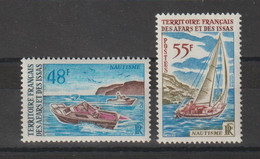 Afars Et Issas 1970 Nautisme 363-364 2 Val. ** MNH - Neufs