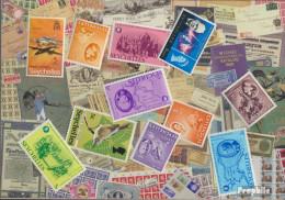 Seychellen Briefmarken-10 Verschiedene Marken - Seychelles (1976-...)