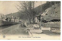 YVOIR-s-MEUSE (Belg) Les Carrières Ed Hermans, Cpa - Yvoir