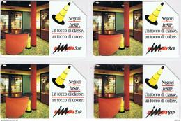4  USATE   £. 10.000  -  31.12.1995  -  NEGOZI  INSIP - Public Practical Advertising