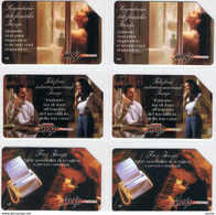 6  USATE   £. 5.000  -  30.06.1997 -  FAX  E  TELEFONI  INSIP - Public Practical Advertising