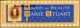 Etiquettes Savon De Beaute Marie Stuart - Etichette